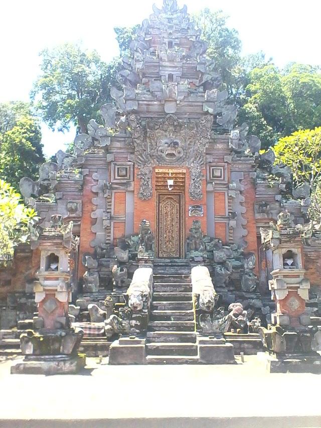Pura Bukit Dharma