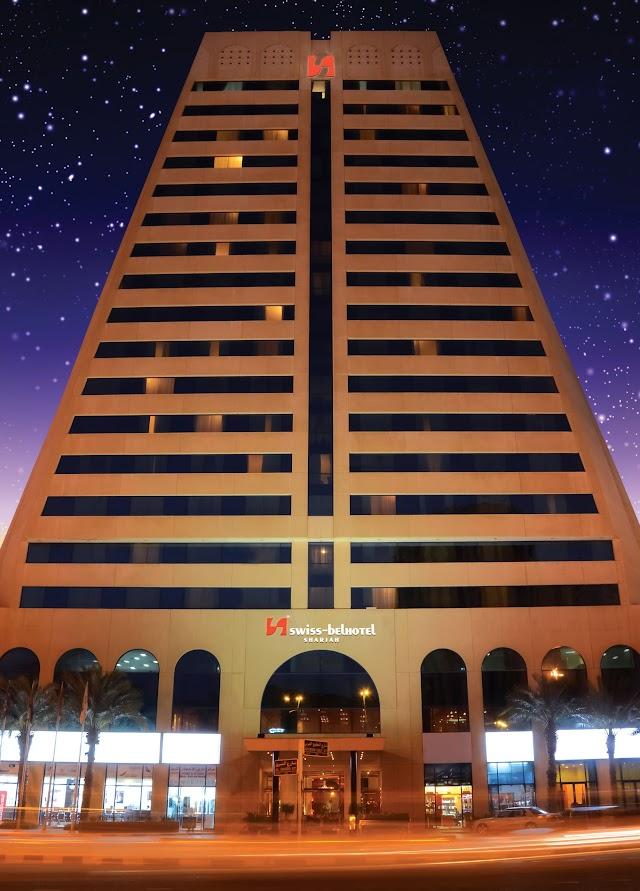 SWISSBEL HOTEL SHARJAH UAE