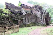 Wat Phu, Champasak Town, Laos