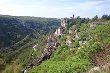 Remparts du Chateau, Rocamadour, France