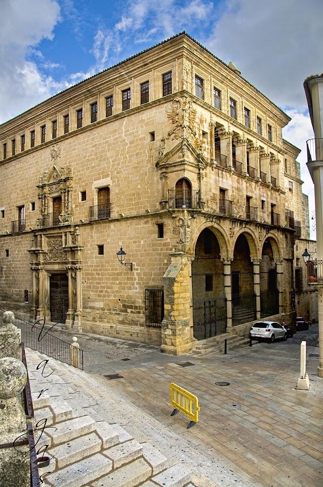 Palacio de Carvajal Vargas - Palacio de San Carlos