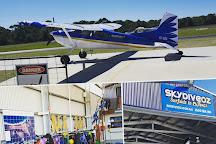 SkyDive Oz, Moruya, Australia