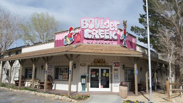 Boulder Creek Resort