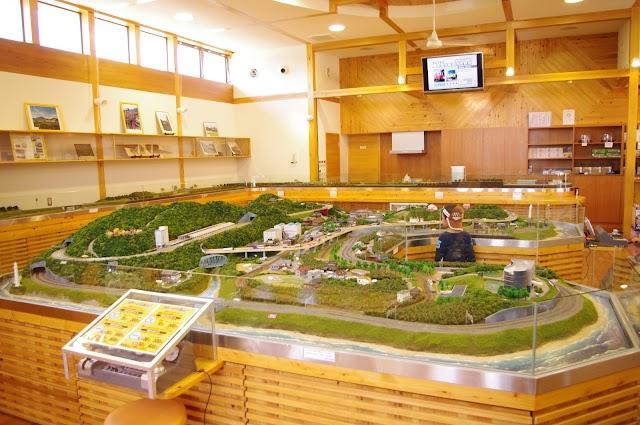 Aridagawa Town Railway Museum
