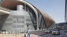 Rashidiya Metro Station 1 dubai UAE