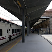 Железнодорожная станция  Ourense