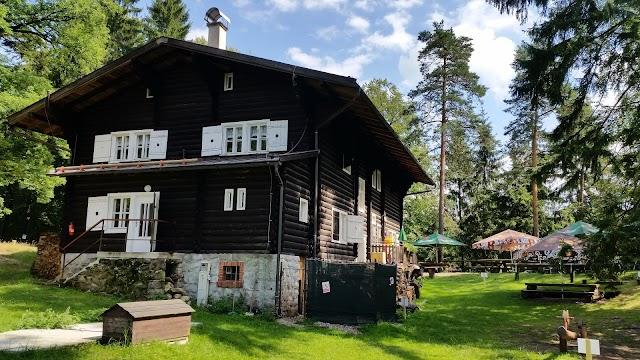 Lesní chata Na Tokáni