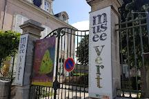 Musee Vert, Le Mans City, France