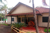 Museu da Bacia do Parana, Maringa, Brazil