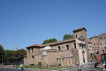 Basilica di San Nicola in Carcere, Rome, Italy