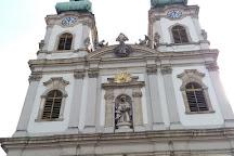 Church of St. Anne (Szent Anna Templom), Budapest, Hungary
