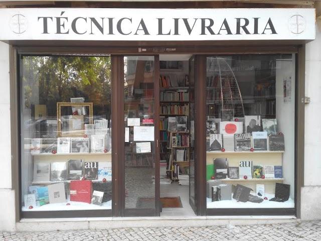 Técnica Livraria - Arquitectura