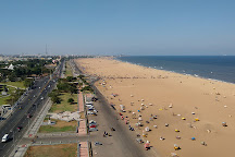 Marina Beach, Chennai (Madras), India