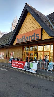 Halfords london