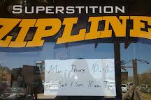 Superstition Zipline, Apache Junction, United States