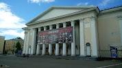 Драматический театр, Московская улица, дом 32 на фото Кирова