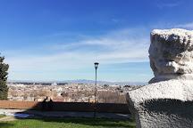 Colle del Gianicolo, Rome, Italy