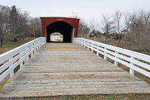Roseman Covered Bridge, Winterset, United States