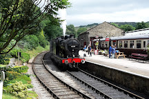 Oxenhope station, Oxenhope, United Kingdom