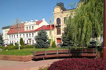 Sovetskaya Square, Grodno, Belarus