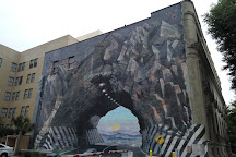 Tunnel Vision Mural, Columbia, United States
