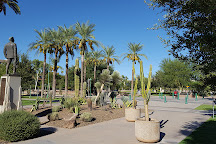 Wesley Bolin Memorial Plaza, Phoenix, United States