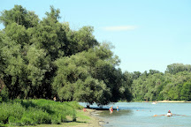 Priest's Island (Pap-sziget), Szentendre, Hungary