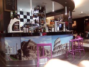 Cafeteria Restaurante Mundos