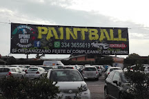 Paintball Sport City, Rome, Italy