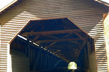 Meems Bottom Covered Bridge, Mount Jackson, United States