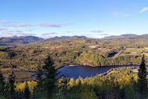 Site Patrimonial de la Montagne de la Croix, Clermont, Canada