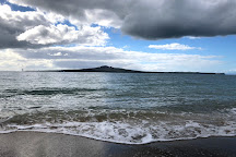 Mission Bay Beach, Auckland, New Zealand