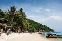 Coral Bay (Teluk Aur), Pulau Perhentian Kecil, Malaysia
