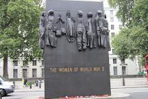 Women of World War II Memorial, London, United Kingdom