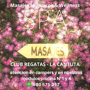 Divina Diosa Spa Club Regatas LA CANTUTA 4