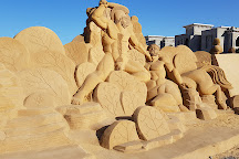 Sand City, Hurghada, Egypt