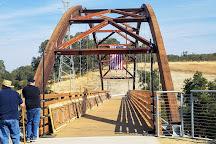 Johnny Cash Trail, Folsom, United States