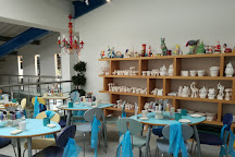 China Blue, Totnes, United Kingdom