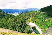 Agigawa Dam, Ena, Japan