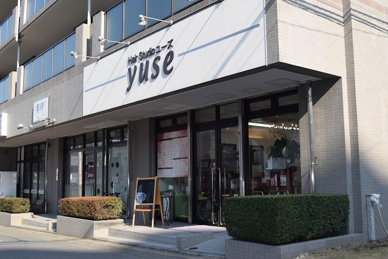 Hair Studio yuse ヘアースタジオ ユーズ