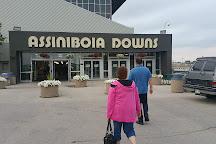 Assiniboia Downs, Winnipeg, Canada