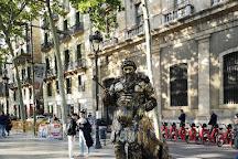 Mirador de Colom, Barcelona, Spain