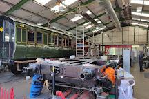 Isle of Wight Steam Railway, Wootton, United Kingdom