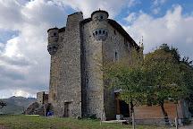 Chateau de Hautsegur, Meyras, France