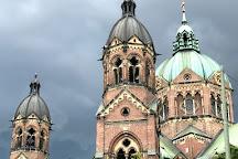 Flaucher, Munich, Germany