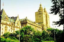 City Hall Park Visitor Information Center, New York City, United States