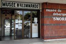 Musee du Debarquement no. 4 Commando, Ouistreham, France