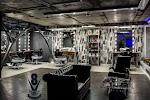 Barbershop V8, улица Минина на фото Нижнего Новгорода