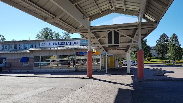 Luleå busstation