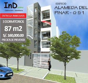 Departamentos Alameda del Pinar 0